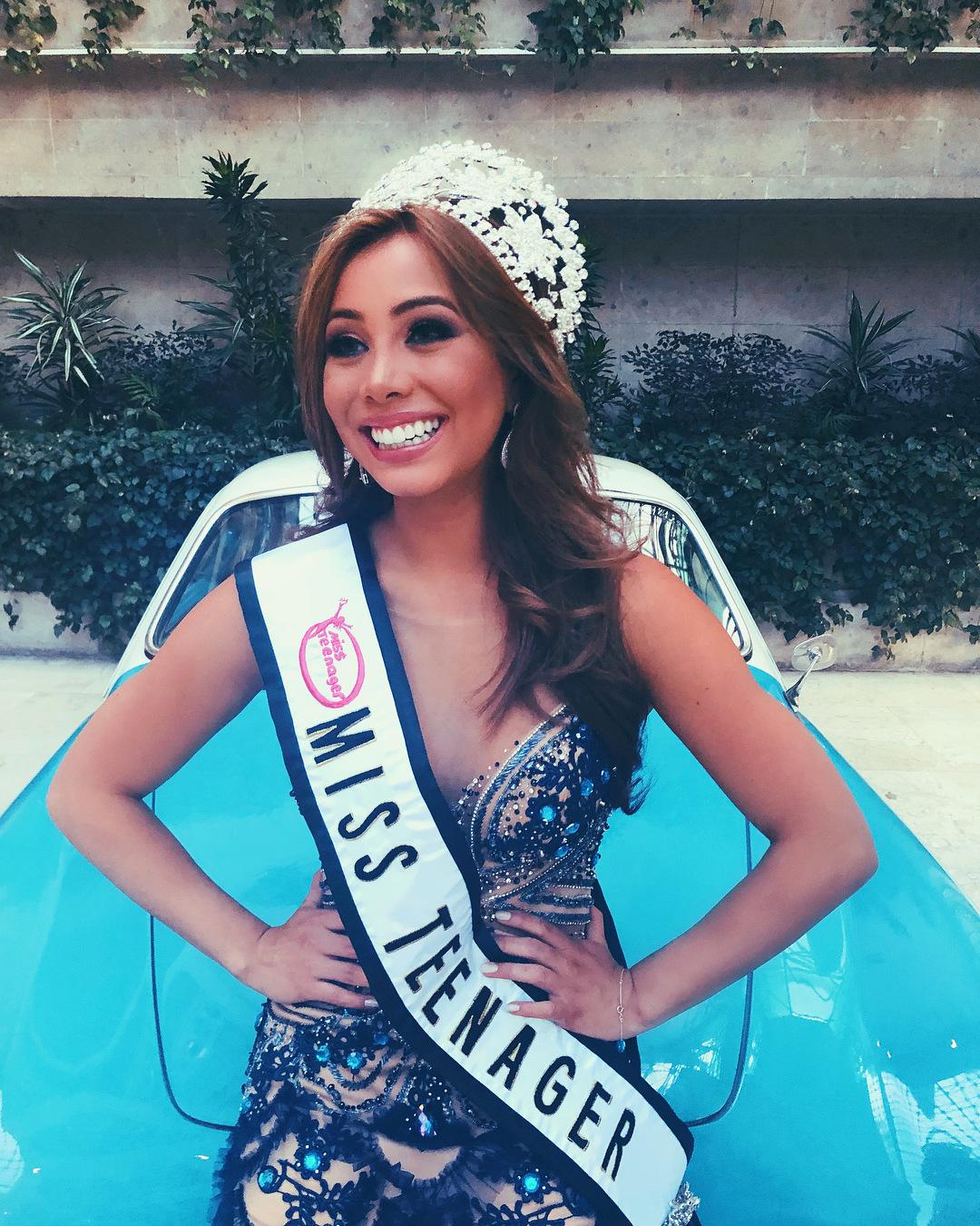 valentina patarroyo, miss teenager 2018. - Página 5 37591010