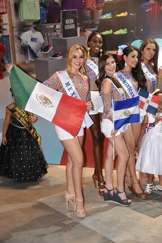 coral chavez, top 6 de miss teen mundial 2018. - Página 2 37668011
