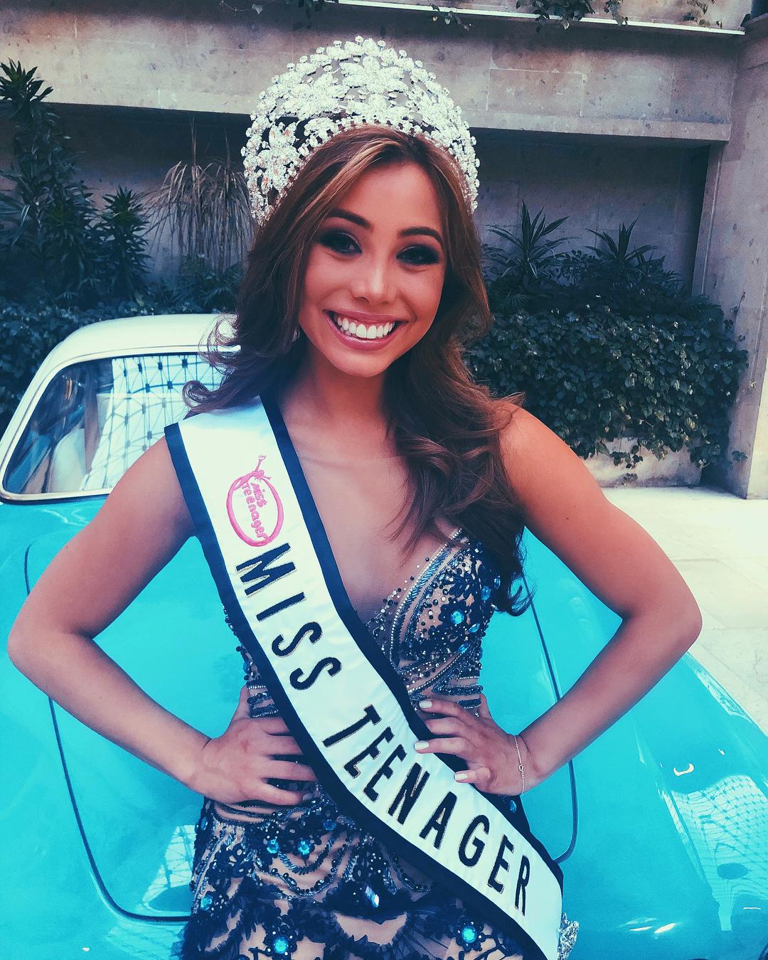 valentina patarroyo, miss teenager 2018. - Página 5 37734910