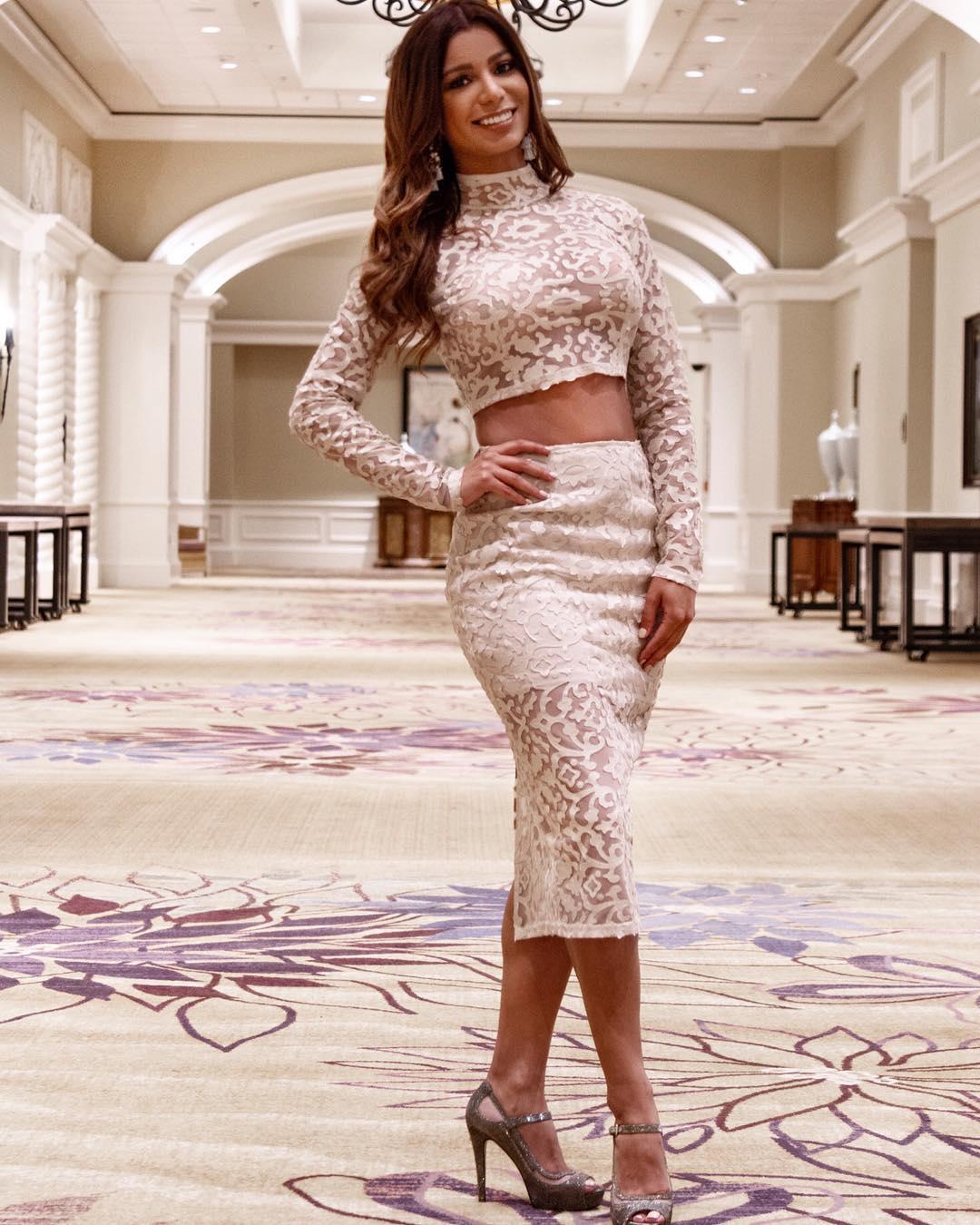geraldine chaparro, miss usa hispanoamericana 2018/miss mundo latina turismo usa 2018. - Página 2 37762110