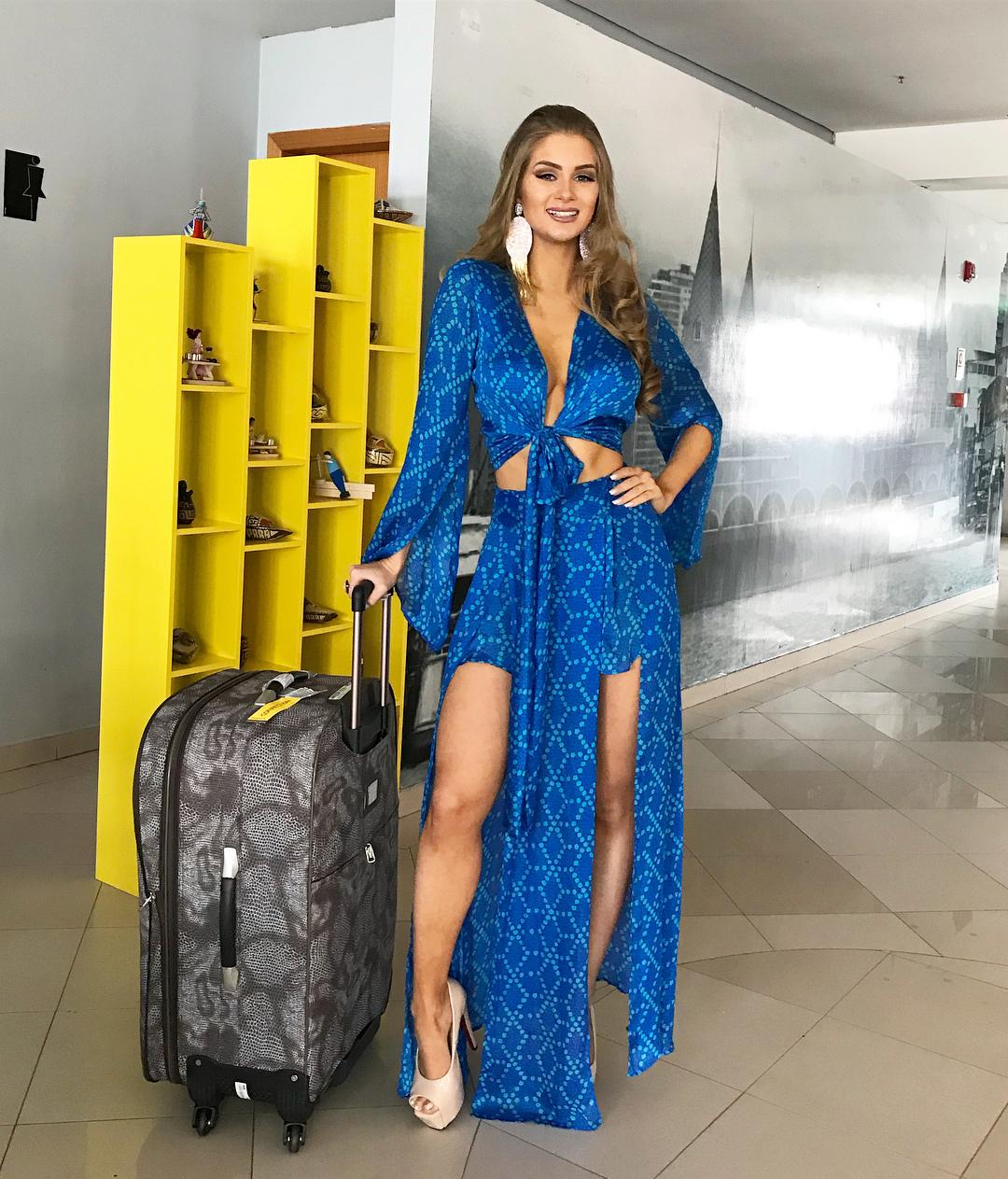 gabriela palma, miss brasil empresarial 2018. - Página 3 37813911