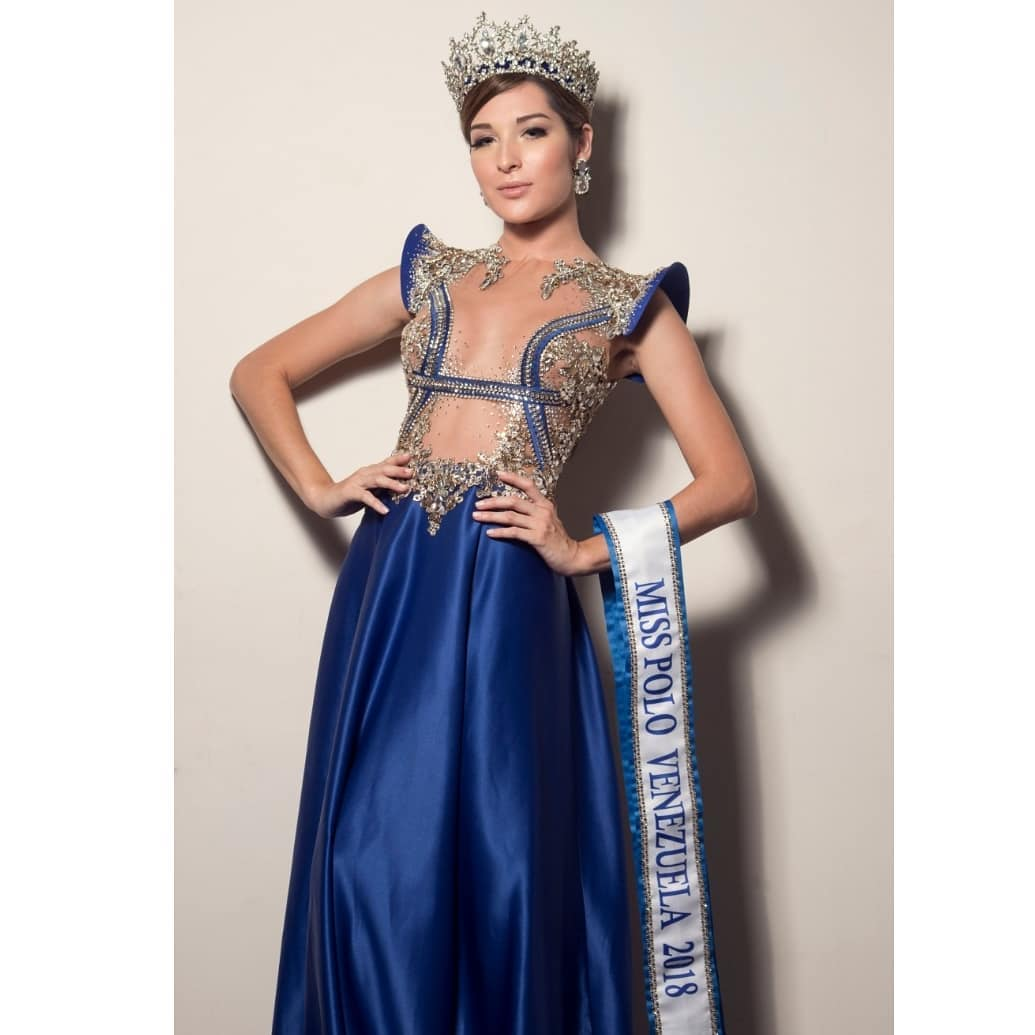 andrea carrillo, miss polo venezuela 2018. 37822310