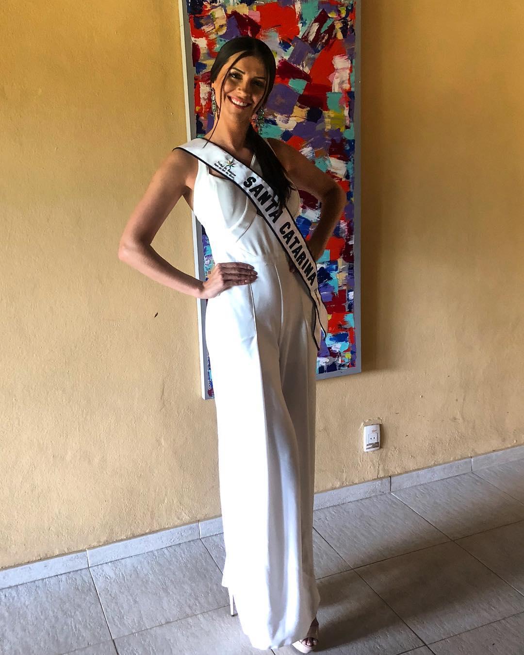 thylara brenner, miss brasil continentes unidos 2019. - Página 3 37927410