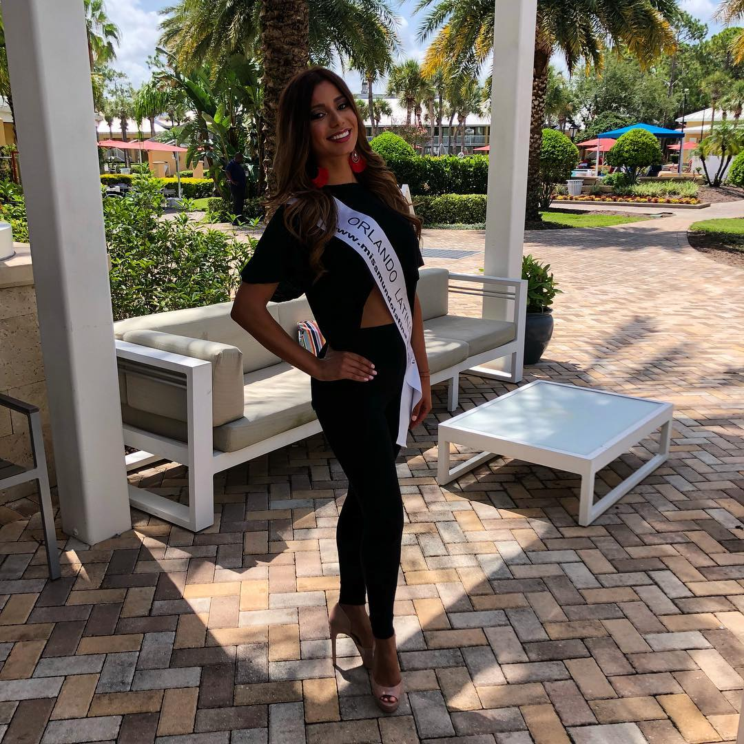 geraldine chaparro, miss usa hispanoamericana 2018/miss mundo latina turismo usa 2018. 37939711