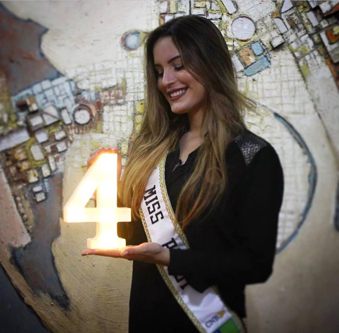 jessica carvalho, miss brasil mundo 2018. - Página 3 37999910