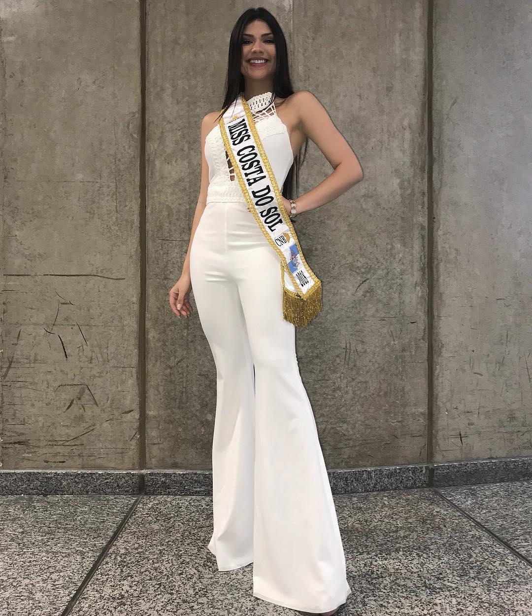gleycy correia, miss brasil continentes unidos 2018. - Página 3 38081114