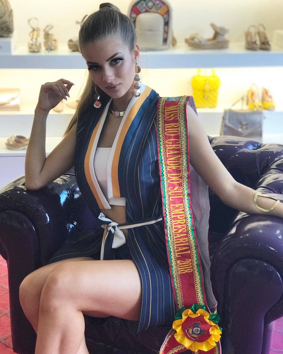 gabriela palma, miss brasil empresarial 2018. - Página 4 38153510