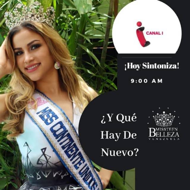 lolimar perez, miss venezuela continentes unidos 2018. 38154910