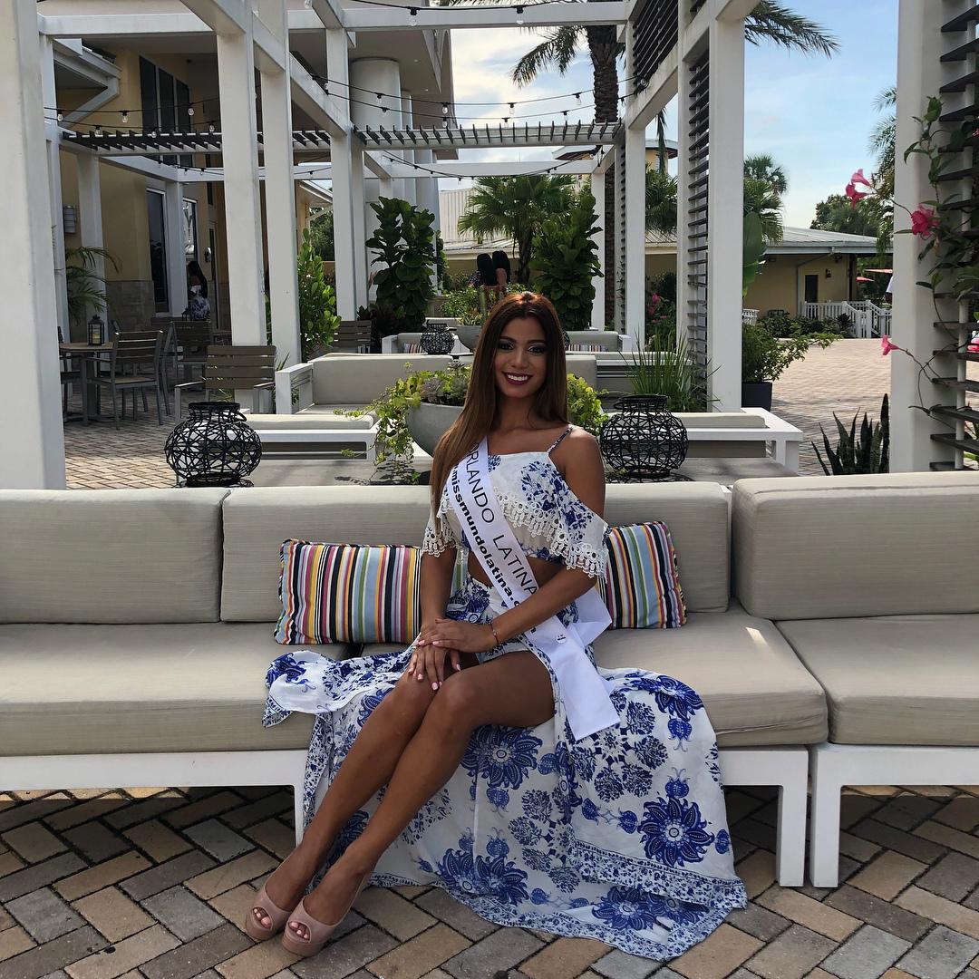 geraldine chaparro, miss usa hispanoamericana 2018/miss mundo latina turismo usa 2018. 38157810