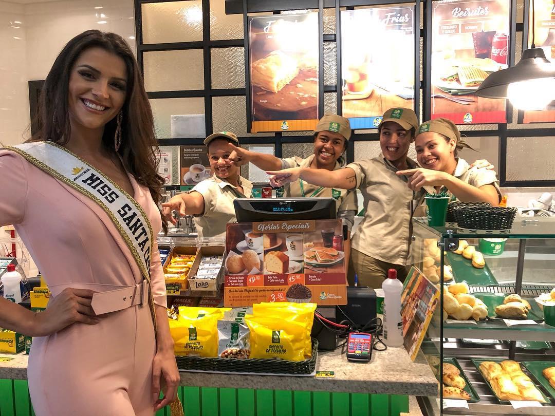 thylara brenner, miss brasil continentes unidos 2019. - Página 2 38198610