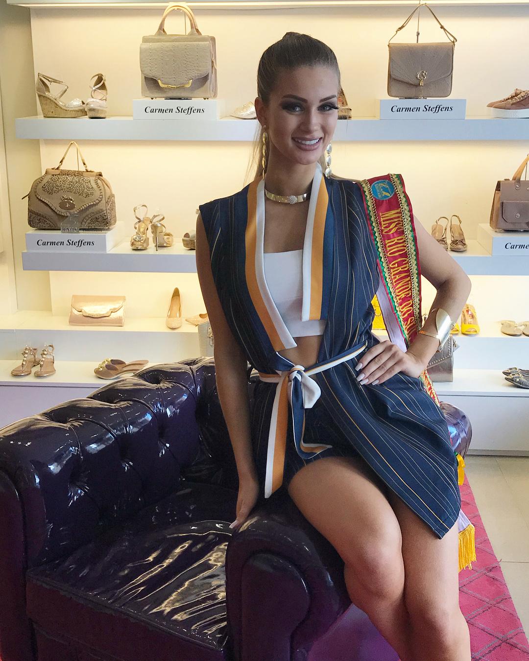 gabriela palma, miss brasil empresarial 2018. - Página 4 38215010