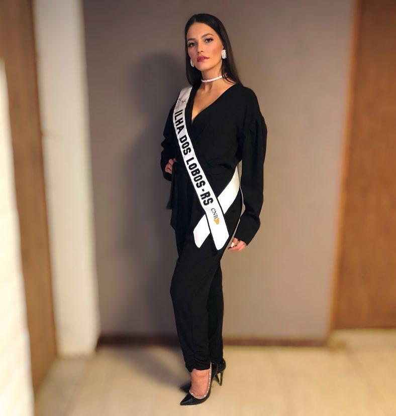 karine martovicz, miss eco fernando de noronha 2019. - Página 2 38261712
