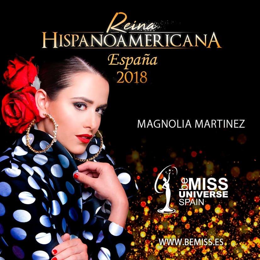 magnolia martinez, miss espana hispanoamericana 2018. 38521210