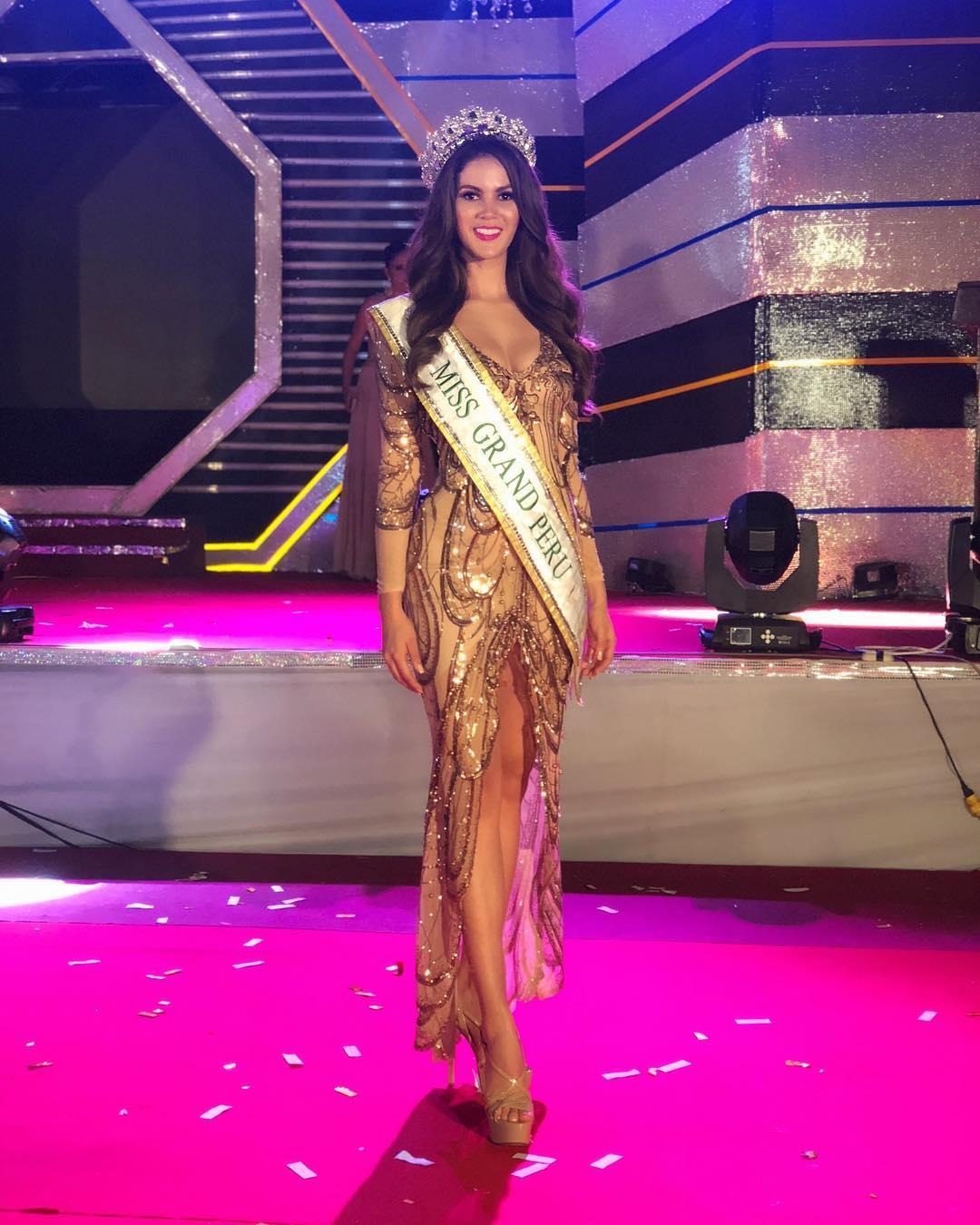 andrea moberg, top 20 de miss grand international 2018 (best national costume). - Página 2 38535610