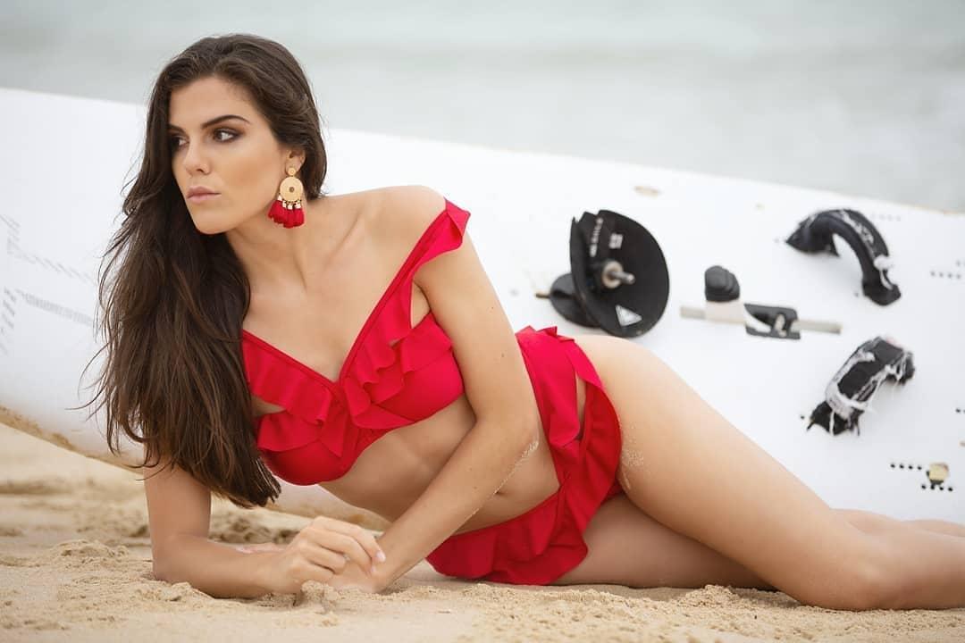 cynthia ruz lopez escobar, 3rd runner-up de miss continentes unidos 2018. 38618210
