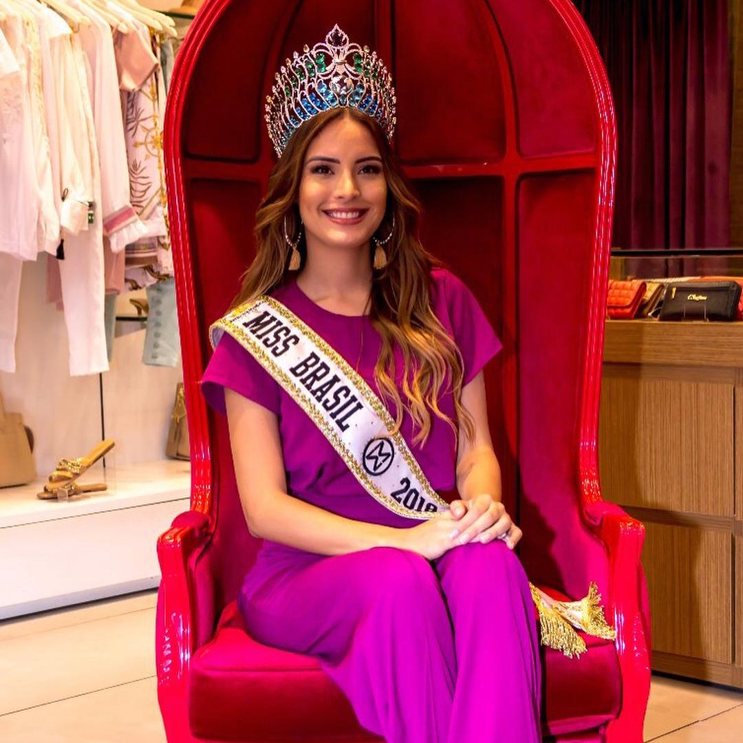 jessica carvalho, miss brasil mundo 2018. - Página 10 38693110