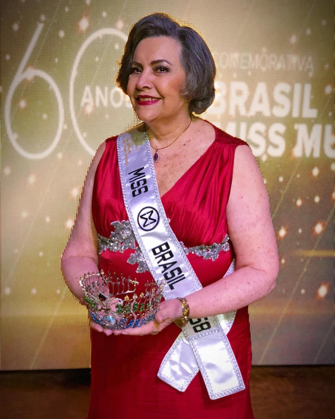 sonia maria campos, 6th runner-up de miss world 1958. primeira brasileira a participar de miss world. 38758110
