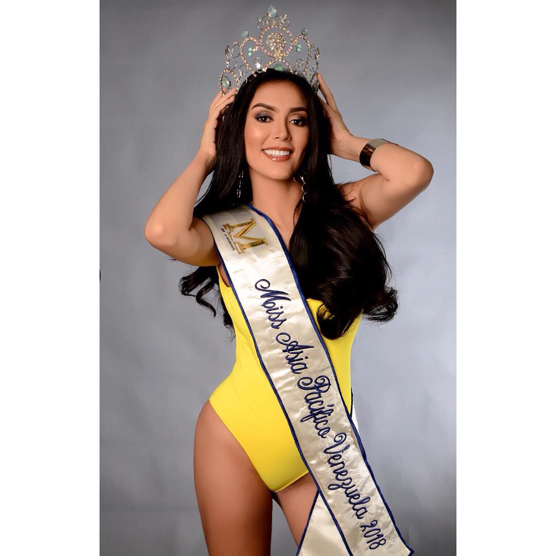 mariani chacon, 4th runner-up de miss asia pacific international 2018. 38876711