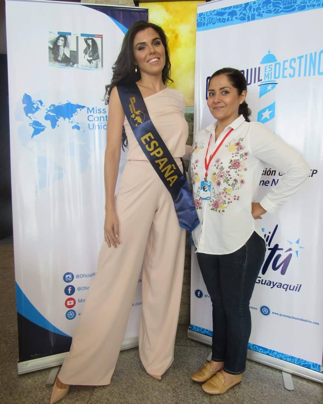 cynthia ruz lopez escobar, 3rd runner-up de miss continentes unidos 2018. - Página 2 38923010