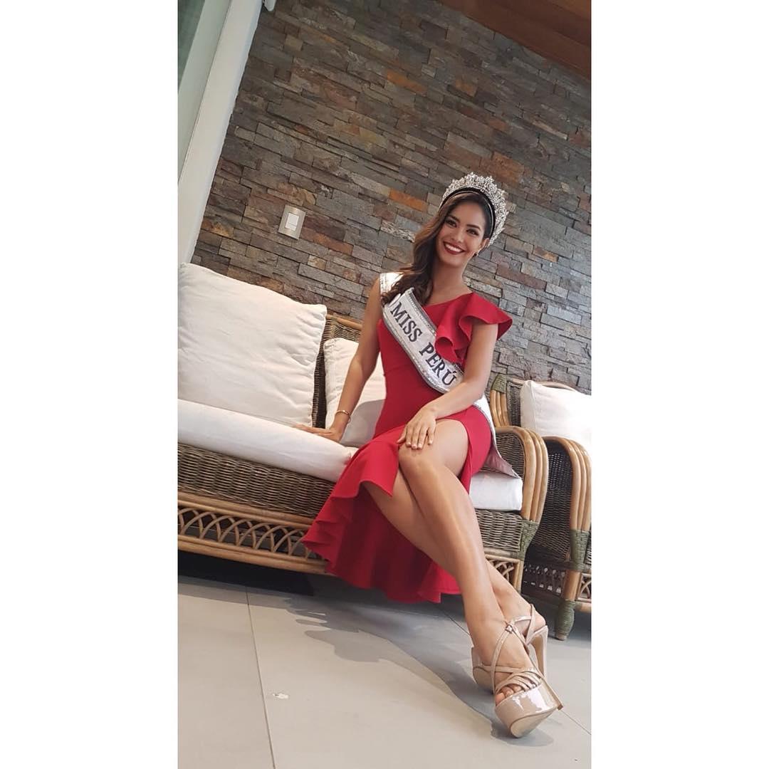 romina lozano, miss charm peru 2020/miss peru universo 2018. - Página 3 38934610