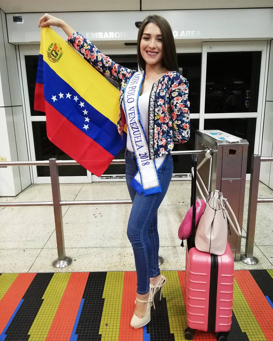 andrea carrillo, miss polo venezuela 2018. - Página 2 39132410