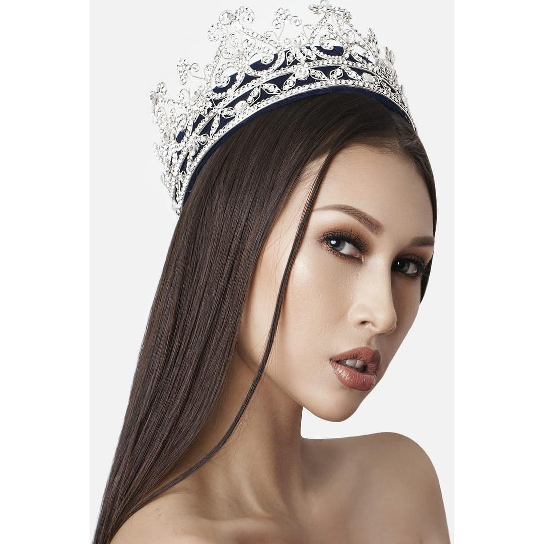 yoko chong, 4th runner-up de miss intercontinental 2019. 39327510