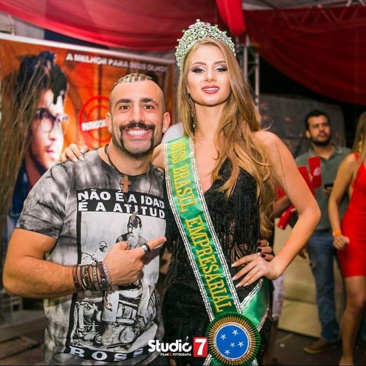 gabriela palma, miss brasil empresarial 2018. - Página 6 39361410