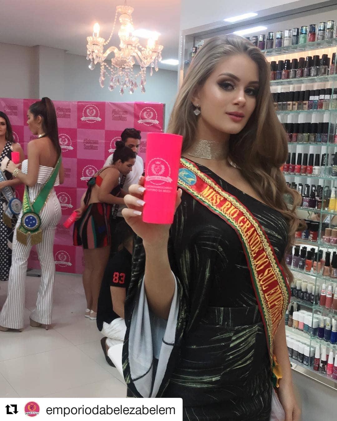 gabriela palma, miss brasil empresarial 2018. - Página 6 39492010