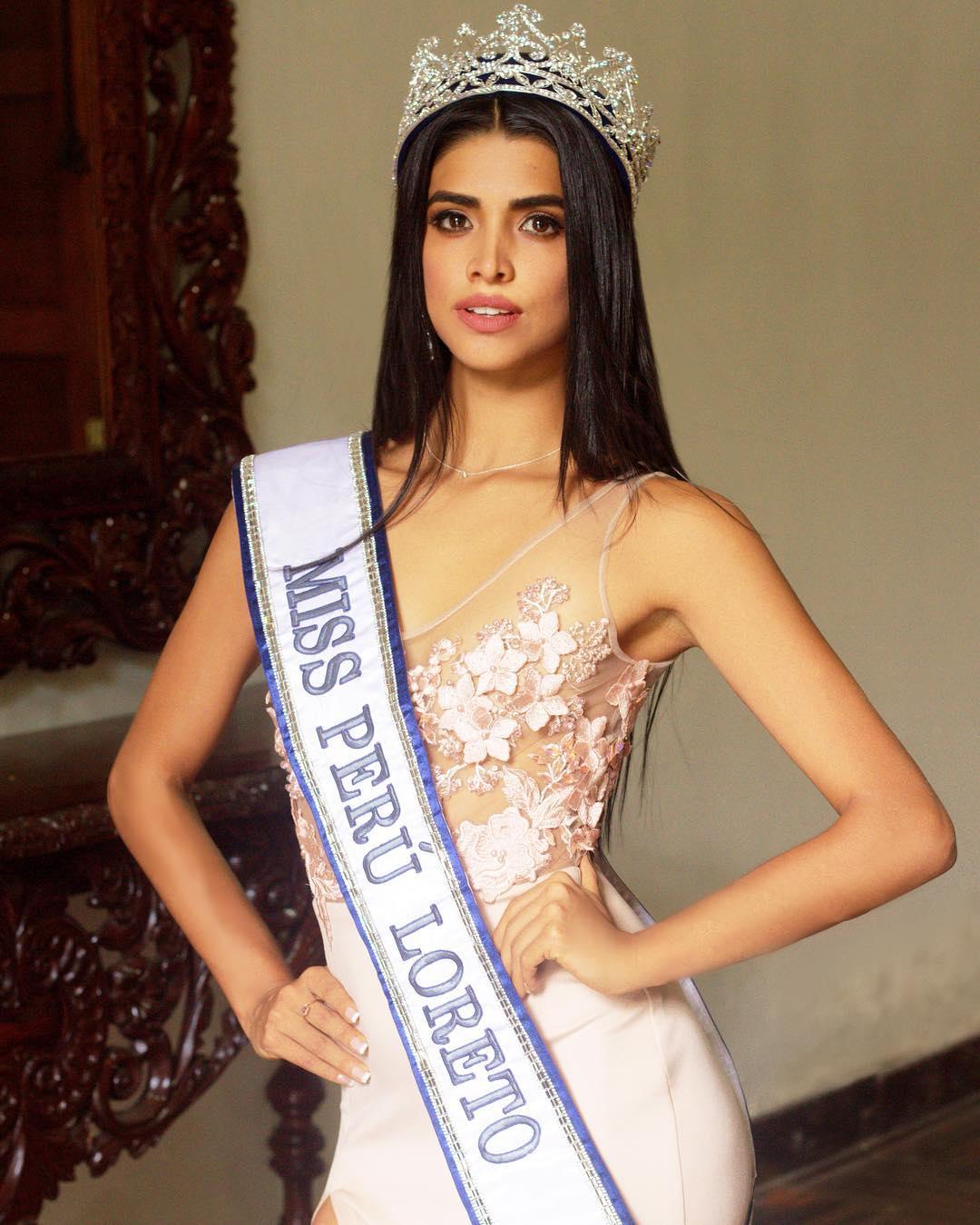 lucia arellano, top 6 de miss peru 2019.  39507110