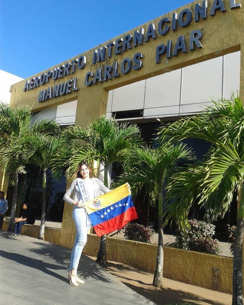 lolimar perez, miss venezuela continentes unidos 2018. 39565410