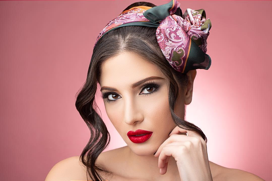nariman battikha, reyna hispanoamericana 2018/top 10 de miss supranational 2018. 39749611
