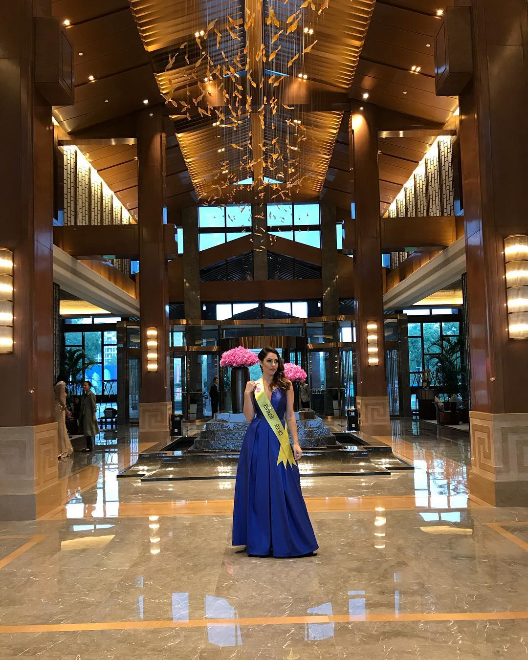 thais de mello candido, miss tourism world brazil 2018. - Página 3 39756210
