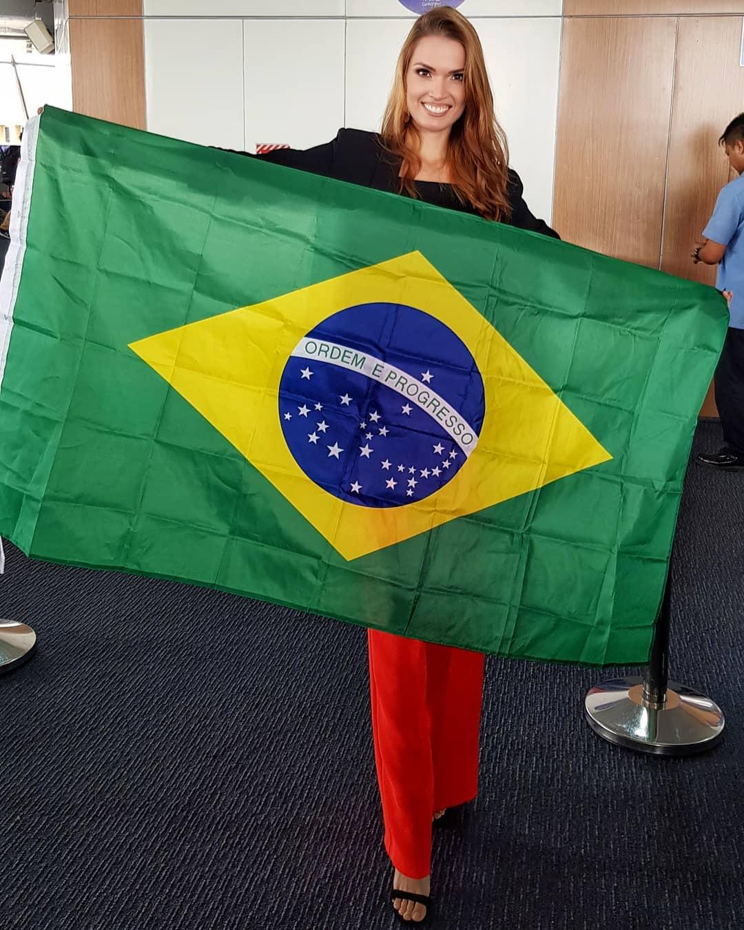 hanna weiser, top 15 de supermodel international 2018/top 10 de miss brasil mundo 2014. - Página 2 39956810