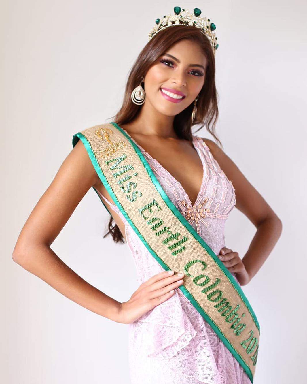 valeria ayos bossa, miss water earth 2018. 39962010