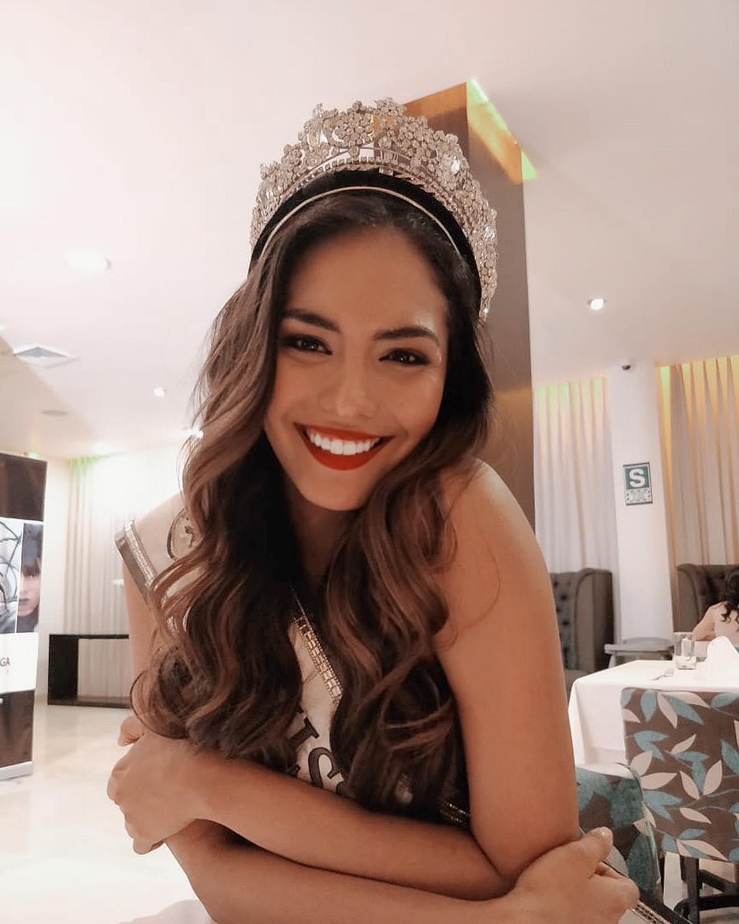 romina lozano, miss charm peru 2020/miss peru universo 2018. - Página 6 39984410