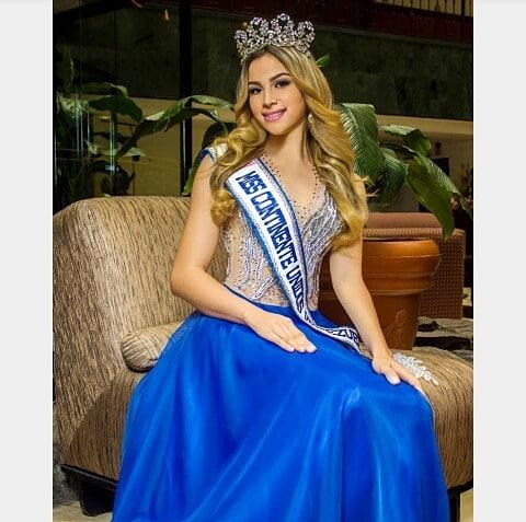 lolimar perez, miss venezuela continentes unidos 2018. 39995010