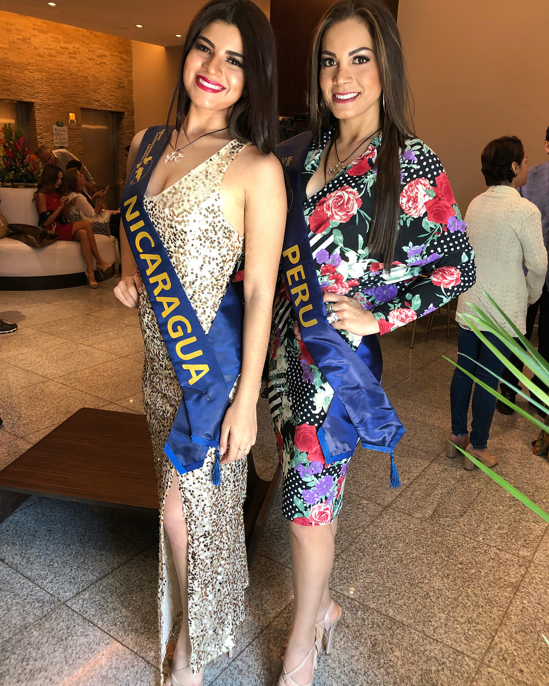 patricia seminario, miss peru continentes unidos 2018/miss asia pacific peru 2017. - Página 3 40003310