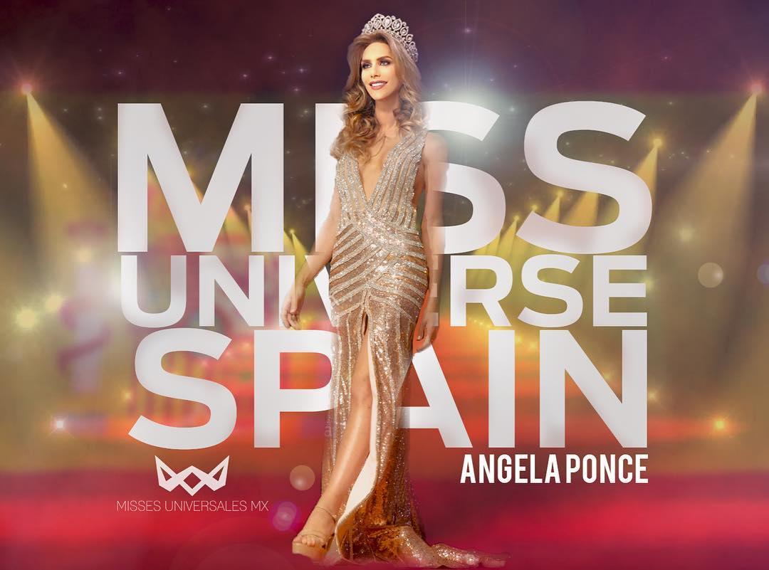 angela ponce, miss espana universo 2018. - Página 5 40021211