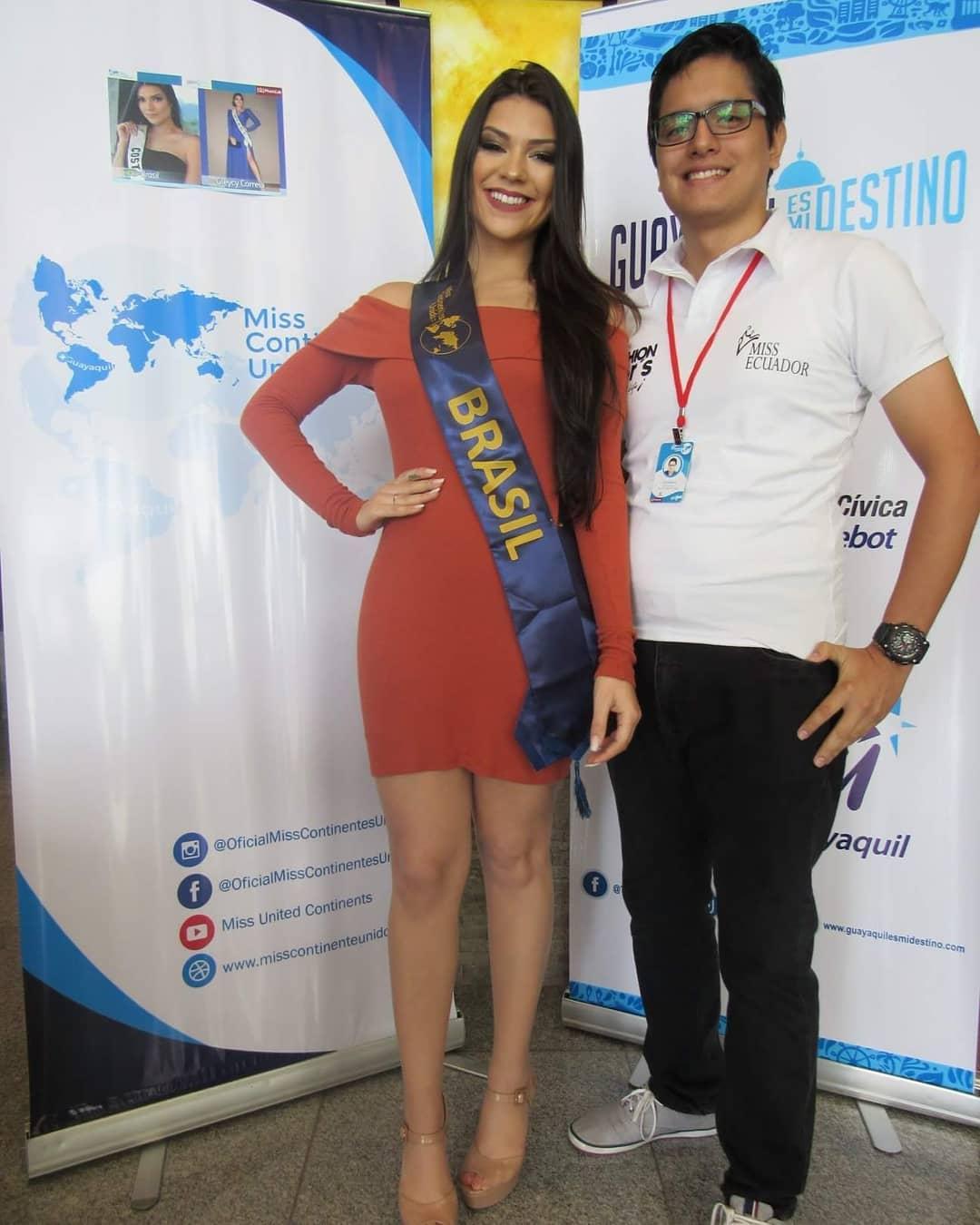 gleycy correia, miss brasil continentes unidos 2018. - Página 3 40055110
