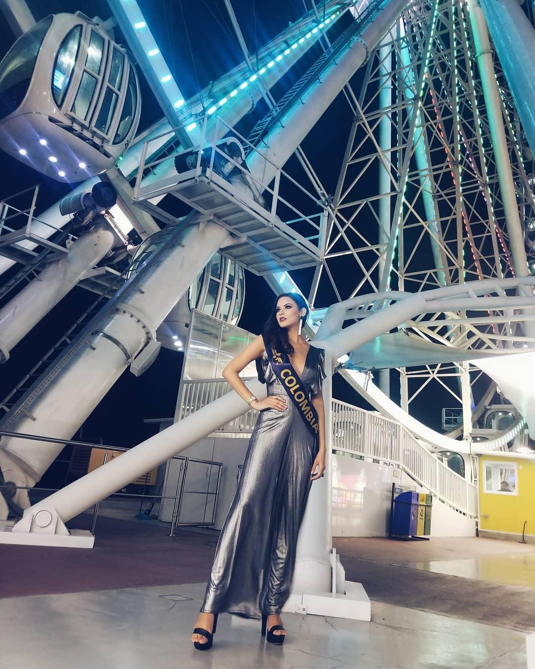 ana catalina mouthon, 2nd runner-up de miss continentes unidos 2018. - Página 2 40083410