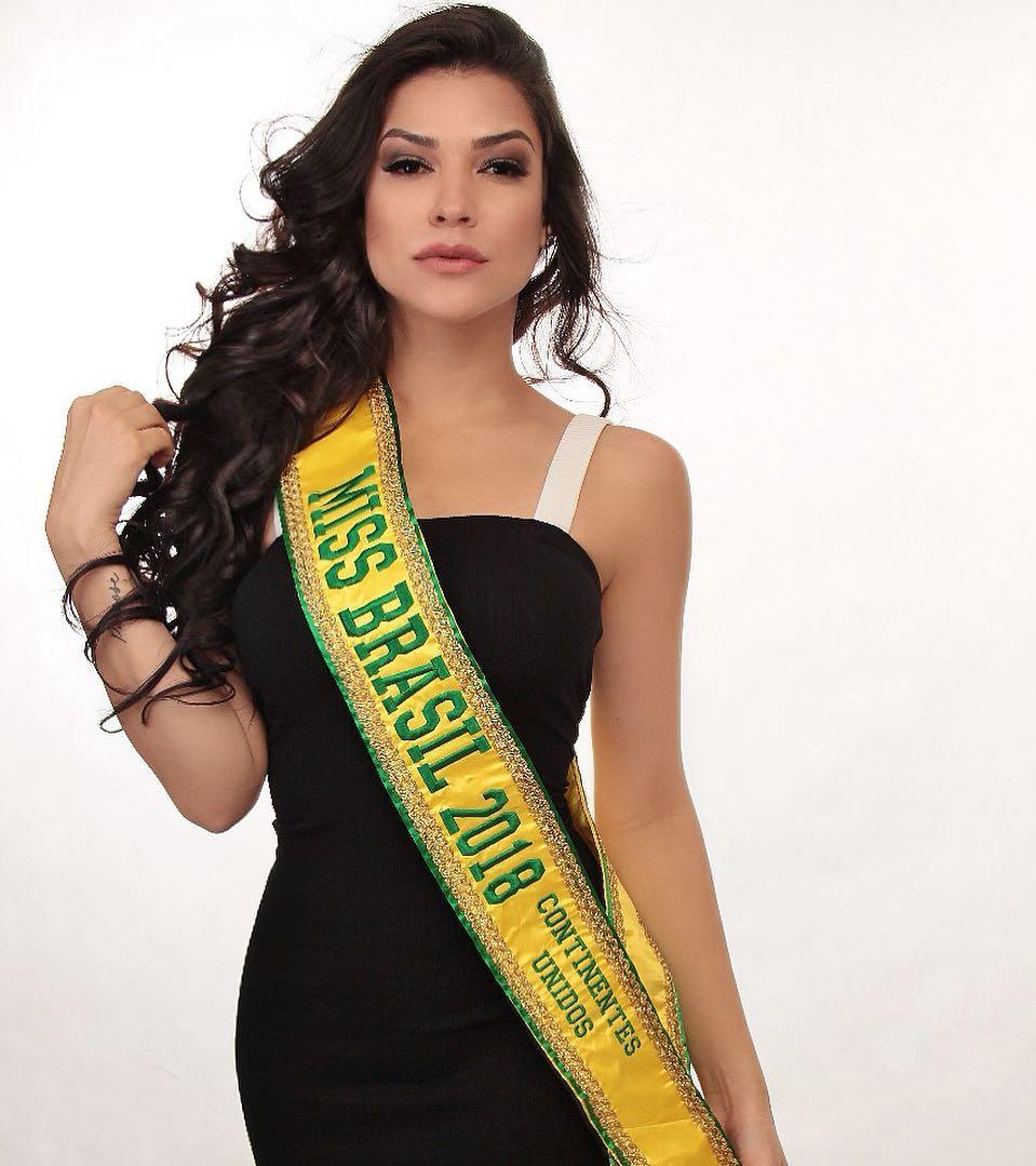 gleycy correia, miss brasil continentes unidos 2018. - Página 3 40129210