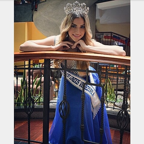 lolimar perez, miss venezuela continentes unidos 2018. 40197910