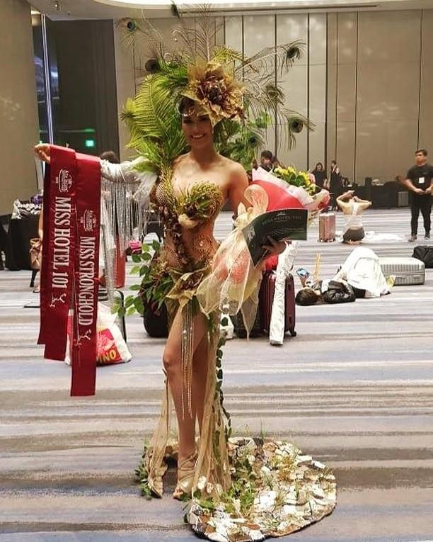 karen isabel rojas, miss tourism world peru 2019/top 20 de miss asia pacific international 2018/miss earth peru 2017. - Página 15 40199210