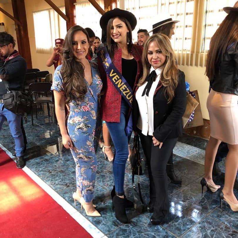 lolimar perez, miss venezuela continentes unidos 2018. - Página 2 40206710