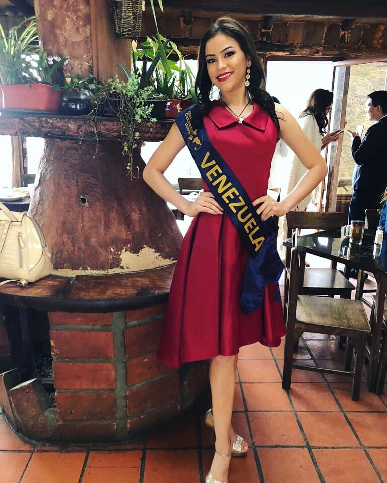 lolimar perez, miss venezuela continentes unidos 2018. 40234710