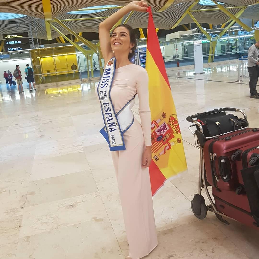 cynthia ruz lopez escobar, 3rd runner-up de miss continentes unidos 2018. - Página 2 40241610