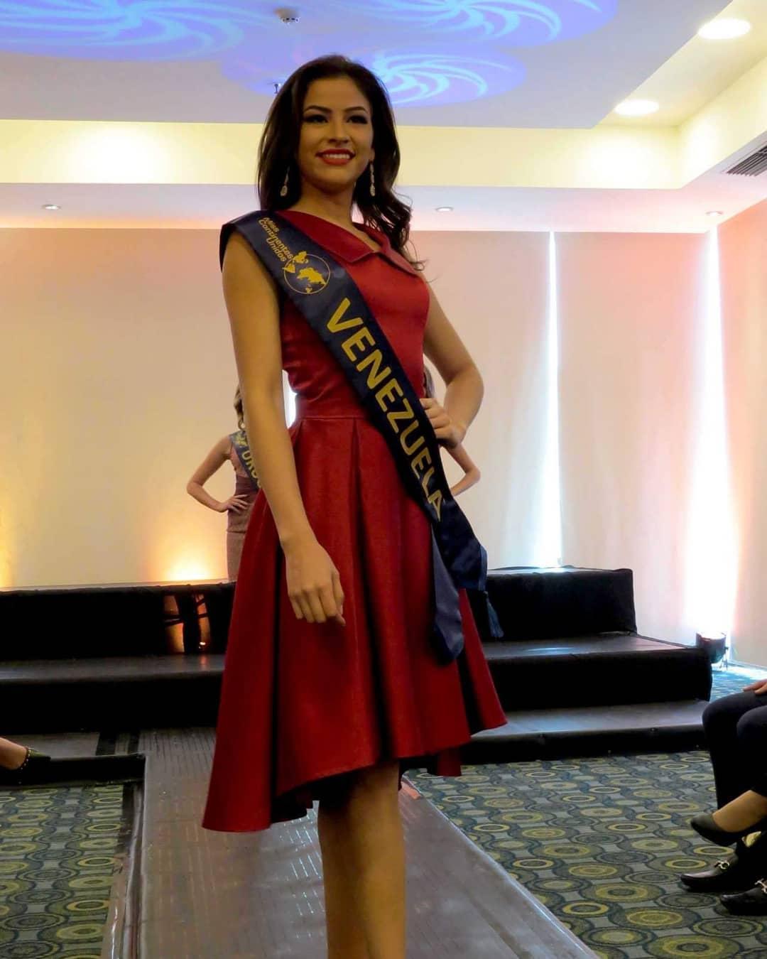 lolimar perez, miss venezuela continentes unidos 2018. - Página 2 40260910