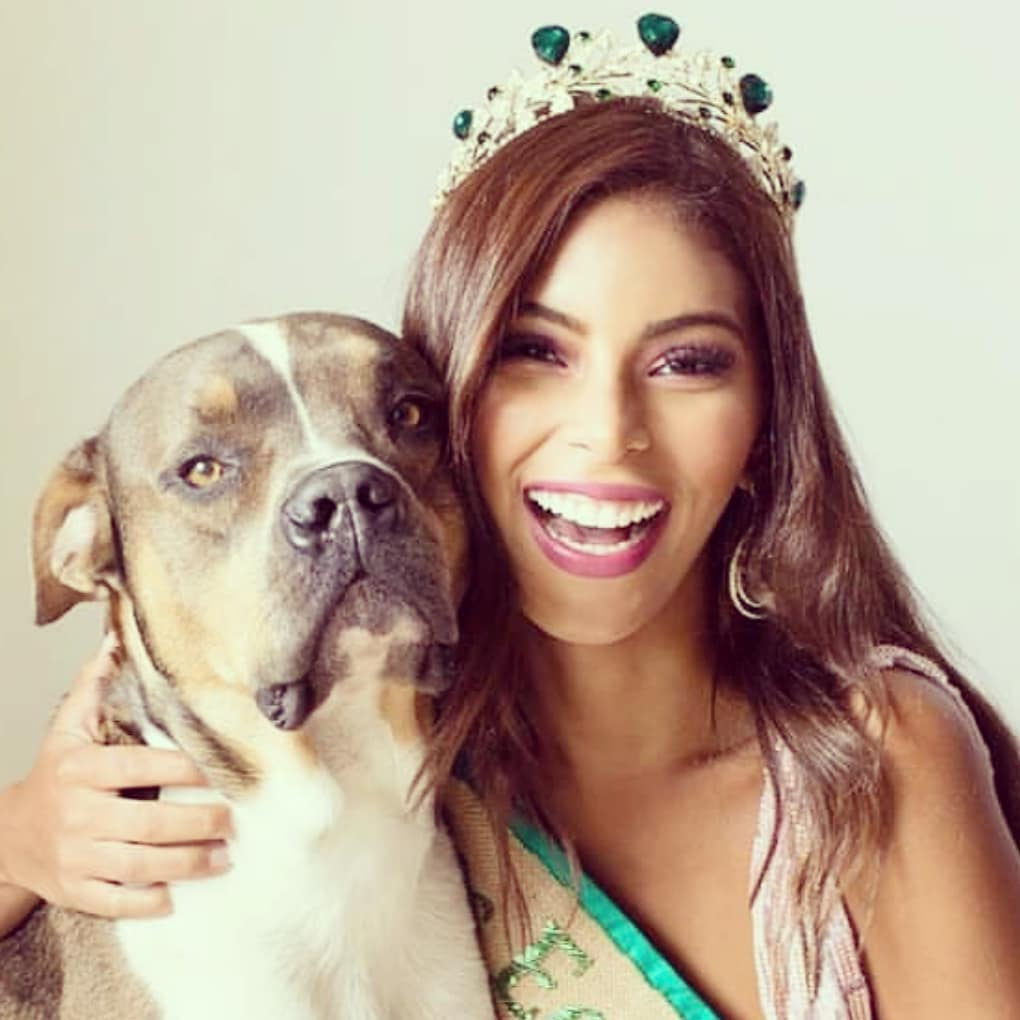 valeria ayos bossa, miss water earth 2018. 40313510