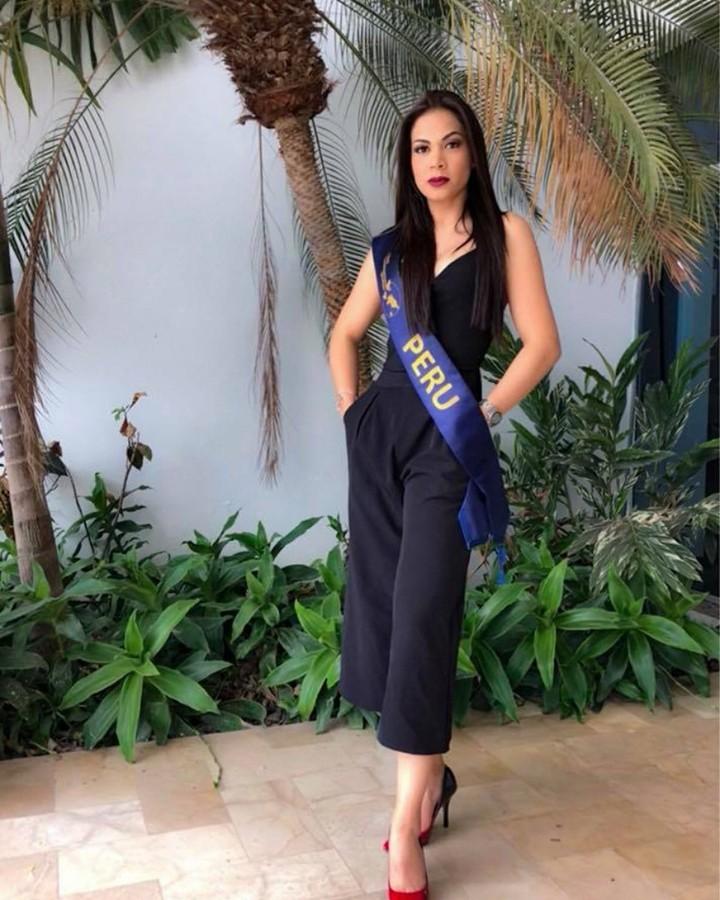 patricia seminario, miss peru continentes unidos 2018/miss asia pacific peru 2017. - Página 4 40321010