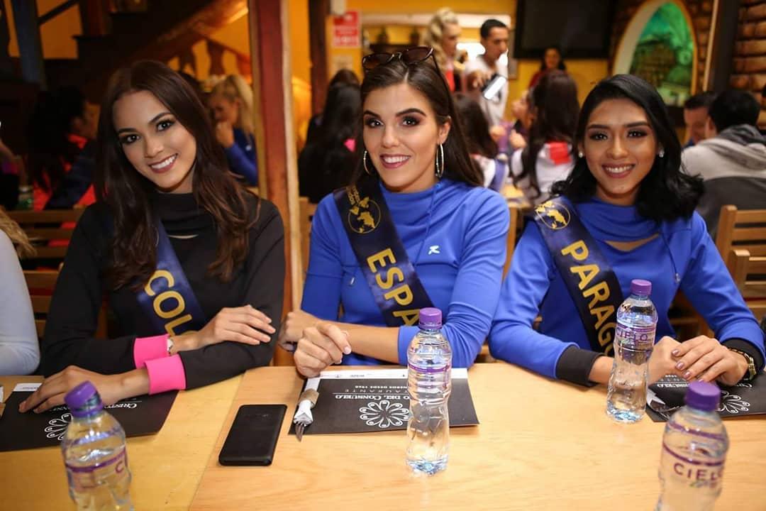 cynthia ruz lopez escobar, 3rd runner-up de miss continentes unidos 2018. - Página 2 40363010